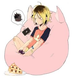 Kenma, answer the phone!