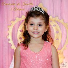 Aniversário Infantil. Princesa.