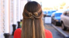 The Pancaked Heart | Cute Girls Hairstyles