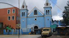 Iglesia de Huautla de Jimenez, Oaxaca