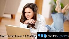 Metro Loans is a reliable credit lender to get an exceptional deal on short-term loans for 12 months. It provides these loans on flexible interest rates and repayment plans depending upon the borrowers' financial situation. More details are here:  www.metroloans.uk/12-month-loans.html