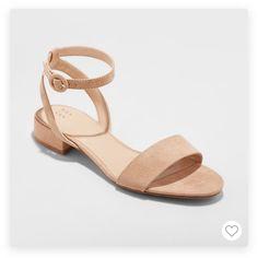 Cute Sandals, Dress Sandals, Cute Shoes, Shoes Sandals, Heeled Sandals, Strappy Sandals, Dressy Flat Sandals, Pretty Sandals, Simple Sandals