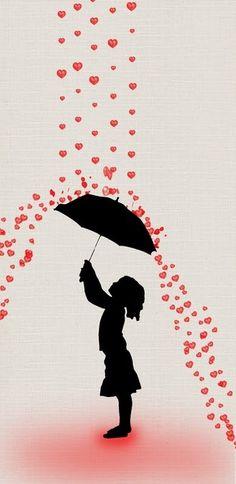 Source: bnlymedia - http://bnlymedia.tumblr.com/post/33881882970/raining-hearts