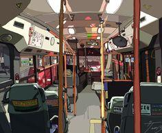 #버스안에서 #The bus
