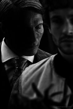 """Did you just smell me?"" -Hannibal-"