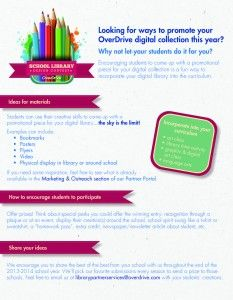 Back to School, Back to marketing! http://overdriveblogs.com/library/2013/09/03/back-to-school-back-to-marketing/
