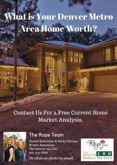 Colorado's real estate market is still going strong! Would you like to know the value of your home? #Denver #Colorado #realestate #LittletonCO #AuroraCO #ParkerCO #EnglewoodCO
