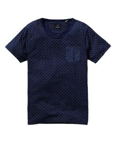 All-over printed t-shirt - Scotch