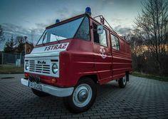 FS Lublin Żuk A15B Pożarniczy