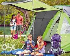 Znalezione obrazy dla zapytania namiot na wodzie