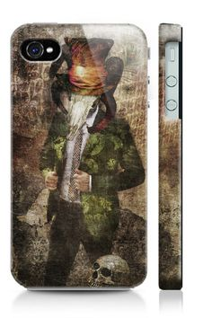 iPhone Cover – The Mad Hatter