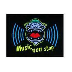 Our LED Non Stop Music light up patch is super bright and fun for everyone! These patches are activated by sound, so they're perfect for all kinds of parties and concerts. They make awesome birthday gifts, and are available in a wide range of styles. With a sticky adhesive back, it's easy to apply this patch to a variety of surfaces. Sold one patch per pack. 2 AAA batteries not included.