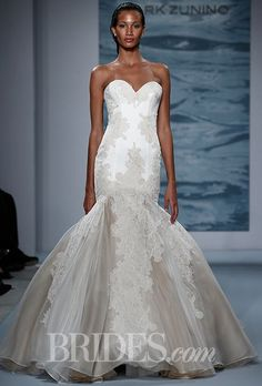 Pronovias 2015 bridal runway show, amazing designs celebrating 50 years of Pronovias. Description from weddbook.com. I searched for this on bing.com/images