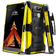 Evocel® LG G5 [New Generation] Rugged Holster Dual Layer ... https://www.amazon.com/dp/B01D0IXIFM/ref=cm_sw_r_pi_dp_WtdBxb627A0F5