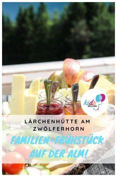 Lärchenhütte am Zwölferhorn in St. Fruit, Food, Hiking With Kids, Playground, Families, Business, Road Trip Destinations, Essen, Eten