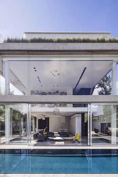 I don't like truth, ...EASTERN design office - livingpursuit: Contemporary Home in Ramat Gan by...