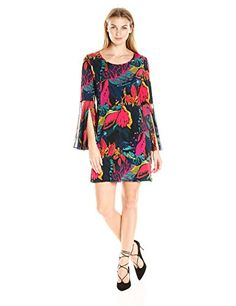 MSK Women's Fall Floral Bell Sleeve Knit-To-Woven Dress, ...  https://www.amazon.com/gp/product/B01KW21ZWM/ref=as_li_qf_sp_asin_il_tl?ie=UTF8&tag=rockaclothsto-20&camp=1789&creative=9325&linkCode=as2&creativeASIN=B01KW21ZWM&linkId=ae96cc8a9a5f8c138cd589161e7a00b1