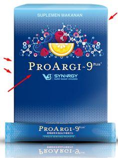 ProArgi 9 plus untuk membersihkan plak pada pembuluh dara Blood Pressure Range, Detox