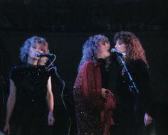 Stevie Nicks with Marilyn Martin and Lori Nicks