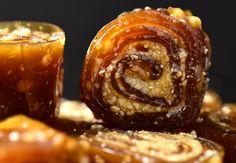walnut fruit pulp by KorkutDogan IFTTT Turkishcousine anatolia bakery delicious dessert energy furit ottomancousine power sug Turkish Recipes, Doughnut, Delicious Desserts, Bakery, Muffin, Breakfast, Food, Fashion, Moda