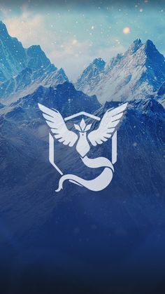 Pokemon Go Team Mystic Blue Wallpaper