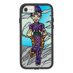 """Doctor of Fate"" Ogina Case-Mate Tough Extreme iPhone 7 Case"