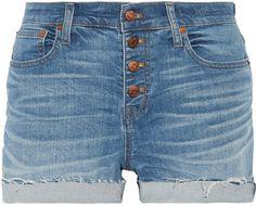 Madewell - Denim Shorts - Mid denim