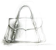 """Résultat de recherche d'images pour """"esquisse mode accessoire sac"""""""