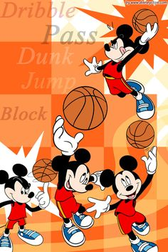 Mickey Mouse Basketball Party 40 Ideas On Pinterest Basketball Party Mickey Mickey Mouse