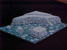 Iceberg from Geoblox 'Topographic Landform Models'