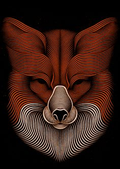The Stunning Line Work of PatrickSeymour