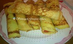 Κρέπες!! Party Buffet, French Toast, Breakfast, Ethnic Recipes, Food, Pie, Morning Coffee, Eten, Meals