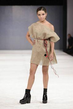 Santiago Fashion Week 2015, Eduardo Zapatero. Saint James, Over Knee Socks, Women