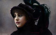 Vera Kholodnaya - russian silent movie star | by klimbims