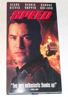 Speed (VHS, 1996)