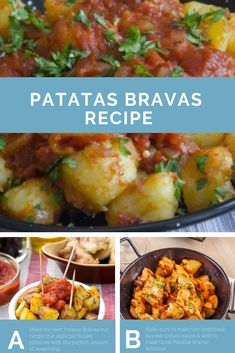 Patatas Bravas is a classic, if not the classic, tapas dish in Spain. Born out of Madrid, this delicious bar-side snack was conceived from the aftermath of war, famine, and, believe it or not, housing ornaments. While it's not uncommon to add chorizo or variations of olive sauces, this particular patatas bravas recipe will include a spicy tomato sauce and aioli #ilivespain #spanishfood #recipe #foodie
