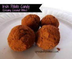 St. Patrick's Day - Irish Potato Candy