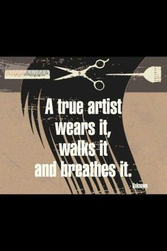 What is a true artist?