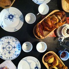 danish breakfast - like Mormor used to make....sad sigh....I miss her and DK