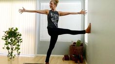 Revolved Hand-to-Big-Toe Pose with Top Foot Anchored