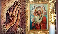 Rugăciune Maica Domnului - Atunci când viața nu e tocmai darnică cu bucurii, când simțiți că nimeni nu vă poate înțelege și nu vă poate ajuta, citiți această rugăciune către Maica Domnului, despre care se spune că face adevărate minuni dacă e rostită din toată inima și cu toată credința, mai ales duminica. Painting, Painting Art, Paintings, Painted Canvas, Drawings