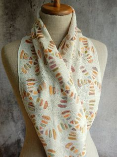 """""""Zoom"""" Scarf - Sophie Digard crochet"""
