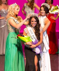Kimberly Agron - Miss Alaska USA 2015