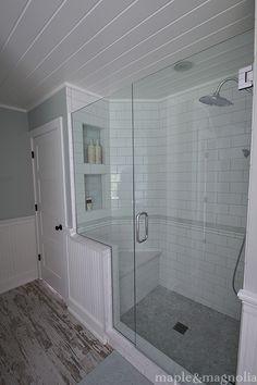 master bath renovation                                                  Maple & Magnolia