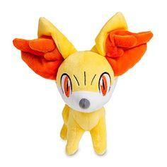 Fennekin | plush | Poké Plush | plush toy | Pokémon Center Original