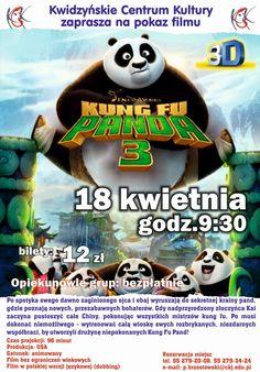 KUNG FU PANDA 3, 18.04.2016 r.
