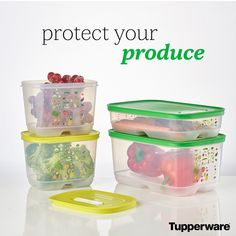 Tupperware Logo, Fruits And Veggies, Make It Yourself, How To Make, Buy 1, Hard Work, Don't Forget, Meal Prep, Salads