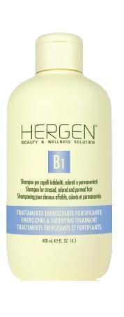 Шампунь для ослабленных, окрашенных либо завитых волос B1 SHAMPOO PER CAPELLI INDEBOLITI, 400 мл.