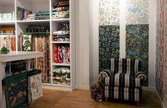 Svenskt Tenn fabric textile http://www.svenskttenn.se