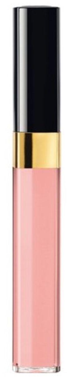 chanel lipgloss in 'rose tendre' 🌸
